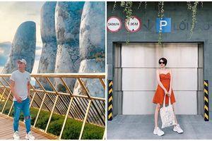 Bảo Anh - Hồ Quang Hiếu bị soi đi giày đôi, cùng du lịch Đà Nẵng