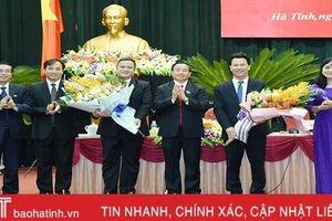 HĐND miễn nhiệm chức vụ Chủ tịch UBND tỉnh Hà Tĩnh đối với ông Đặng Quốc Khánh