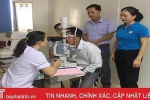 TX. Hồng Lĩnh: Nhiều hoạt động hướng tới 90 năm ngày thành lập Công đoàn