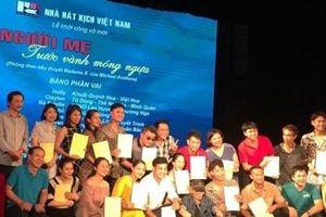Nhà hát Kịch Việt Nam khởi công vở diễn 'Người mẹ trước vành móng ngựa'