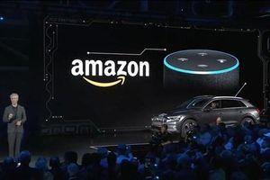 Amazon mở rộng hoạt động trong mảng công nghiệp xe hơi