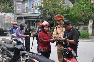 Kiểm tra, kiểm soát nhằm phát hiện, xử lý vi phạm trật tự an toàn giao thông