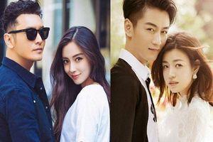 Blogger đưa tin có hai cặp sao Cbiz đã ly hôn, cư dân mạng gọi tên Angelababy - Huỳnh Hiểu Minh và Châu Tấn - Cao Thánh Viễn