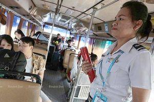 Áp dụng vé điện tử, Bangkok sẽ giảm 5.000 nhân viên