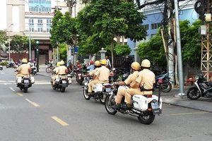 Tổng kiểm soát phương tiện ở TPHCM: Tránh 'đầu voi đuôi chuột'