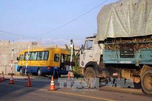 Xử lý vi phạm về tải trọng, xe cơi nới thành thùng trái quy định