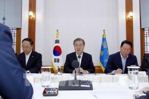 Hàn Quốc ưu tiên giải quyết mâu thuẫn thương mại với Nhật Bản qua đường ngoại giao