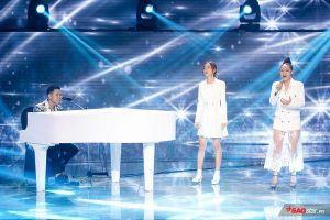 Lần đầu hát cùng 2 trò cưng Juky San - Layla, Hồ Hoài Anh trình diễn xuất thần dù chỉ tập vỏn vẹn 3 ngày