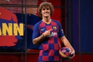 Mới ra mắt Barca, Griezmann đã bị rớt giá thê thảm