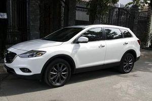 Mazda CX-8 ra mắt khiến xe cũ CX-9 mất giá nhanh