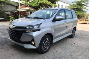 Toyota Avanza 2019 đầu tiên xuất hiện tại Việt Nam