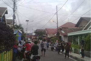 Động đất cực mạnh 7,3 độ richter tấn công Indonesia