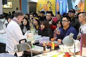 Triển lãm quốc tế thiết bị làm bánh đầu tiên tại Việt Nam