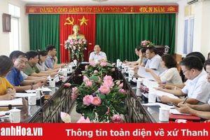Triển khai Kế hoạch tổ chức trưng bày chuyên đề 'Bác Hồ với Thanh Hóa - Thanh Hóa 50 năm thực hiện Di chúc của Chủ tịch Hồ Chí Minh'