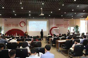 Mở chương trình đào tạo CEO tinh gọn Made in Vietnam lần thứ 40 trong tháng 8-9