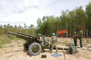 Lữ đoàn Pháo binh 368: Rèn 'chân đồng, vai sắt' để 'đánh giỏi, bắn trúng'