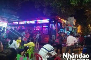 Ninh Thuận: 'Xe dù, bến cóc' tung hoành trong nội thị