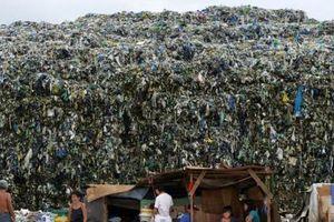 Philippines 'đau đầu' với xử lý rác thải