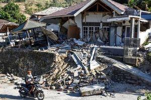 Indonesia: Động đất mạnh khiến 2 người chết và nhiều ngôi nhà bị hư hại nặng