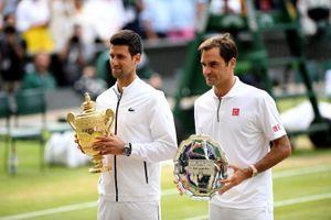 Federer đã rất nỗ lực rồi nhưng Djokovic mới là nhà vô địch