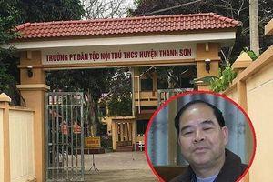Hiệu trưởng dâm ô nam sinh ở Phú Thọ được tại ngoại