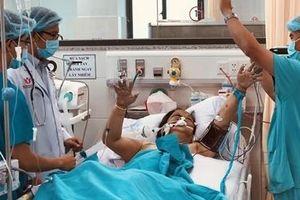 7 phút 'vàng' cứu sống bệnh nhân bị ngưng tim, ngưng thở