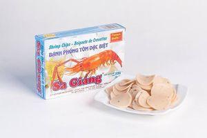 Nhà đầu tư 'chê' bánh phồng tôm Sa Giang