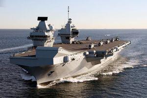 Anh không đủ tàu để tuần tra ở Vùng Vịnh