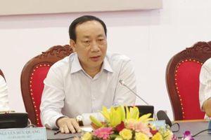 Ban Bí thư kỷ luật cựu thứ trưởng Nguyễn Hồng Trường