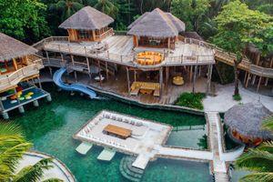 Khu biệt thự 9 phòng ngủ sang chảnh nổi tiếng Maldives