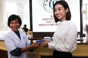 Đỗ Mỹ Linh: 'Ông bà, bố mẹ ủng hộ tôi hiến tạng sau khi qua đời'