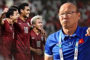 Báo Thái Lan: 'Dễ thở nhất nếu gặp Việt Nam ở vòng loại World Cup'