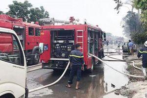 Hoài Đức chú trọng công tác phòng chống cháy nổ