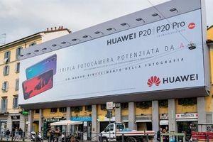 Huawei đang hạ gục châu Âu bằng chiêu 'bẻ bó đũa'?