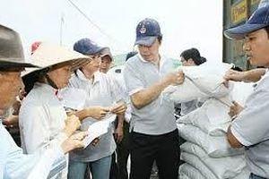 Hỗ trợ gạo cho tỉnh Cao Bằng