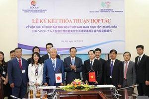 Thêm cơ hội cho thực tập sinh hộ lý Việt Nam sang Nhật