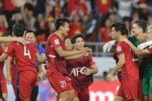 Lễ bốc thăm vòng loại thứ hai World Cup 2022 khu vực châu Á được truyền hình trực tiếp trên kênh VTV6