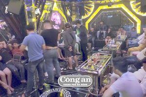 Tập kích tụ điểm sử dụng ma túy trong karaoke 'Chợt nhớ'