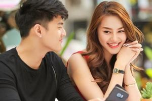 Linh Chi bị tố 'làm lố' khi đăng ảnh Lâm Vĩnh Hải gục đầu vào đùi vợ