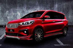 Xe giá rẻ Suzuki Ertiga 2019 đẹp long lanh chỉ 11 triệu đồng