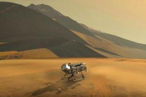 Cuộc sống muôn màu: NASA tìm sự sống trên vệ tinh sao Thổ