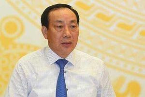 Cách chức nguyên Thứ trưởng Bộ GTVT Nguyễn Hồng Trường
