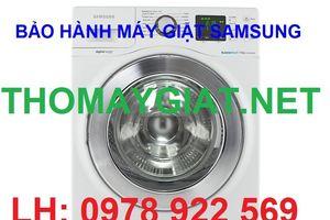 10 trung tâm bảo hành máy giặt Samsung tốt nhất tại Hà Nội