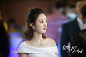 'Thời gian tươi đẹp' của Triệu Lệ Dĩnh chính thức phát sóng tại Việt Nam