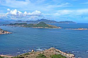 Biển, đảo Khánh Hòa
