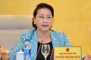 Chủ tịch Quốc hội: Kỳ họp thứ 7 'Vắng nhất trong tất cả các kỳ họp'