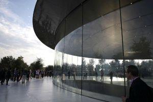 Apple Park trở thành một trong những tòa nhà đắt nhất thế giới