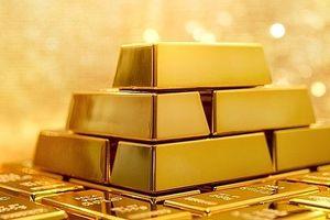 Giá vàng tăng sau nhiều tín hiệu lạc quan