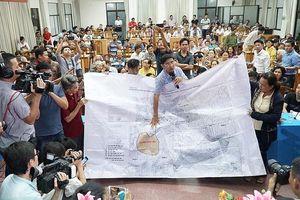 TPHCM họp 'kín' bàn việc thực hiện kết luận thanh tra vụ Thủ Thiêm