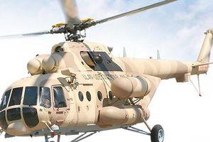 Nga sản xuất các bộ phận của trực thăng bằng công nghệ 3D
